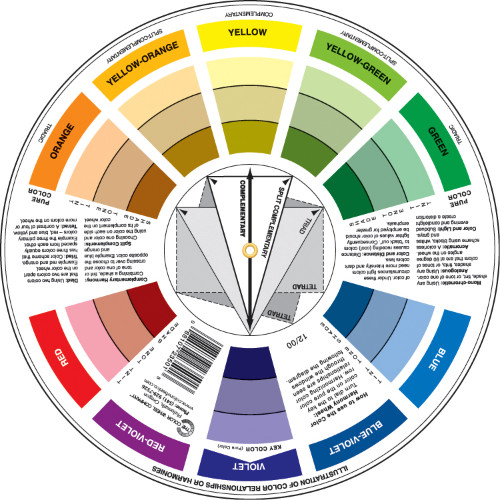 Original Color Wheel (23,5cm)