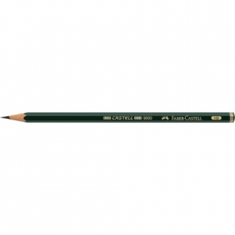HB - Faber-Castell 9000