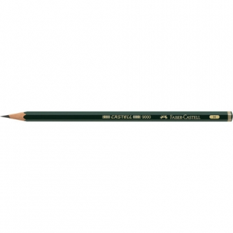 H - Faber-Castell 9000